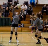 7326 Varsity Volleyball v Crosspoint 102315