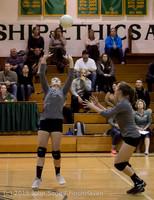 7327 Varsity Volleyball v Crosspoint 102315