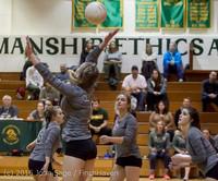 7340 Varsity Volleyball v Crosspoint 102315