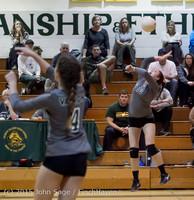 7388 Varsity Volleyball v Crosspoint 102315