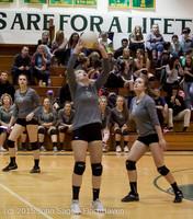 7405 Varsity Volleyball v Crosspoint 102315