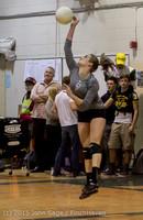 7431 Varsity Volleyball v Crosspoint 102315