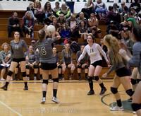 7445 Varsity Volleyball v Crosspoint 102315