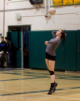 7476 Varsity Volleyball v Crosspoint 102315