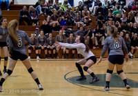 7483 Varsity Volleyball v Crosspoint 102315