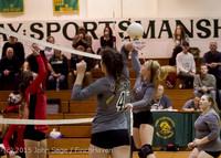 7492 Varsity Volleyball v Crosspoint 102315