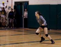 7523 Varsity Volleyball v Crosspoint 102315