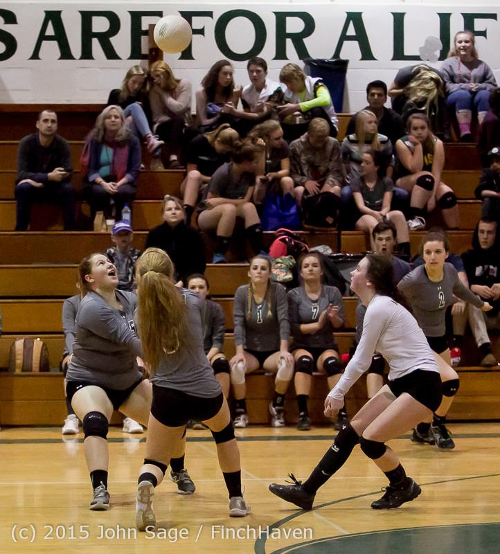 7524 Varsity Volleyball v Crosspoint 102315