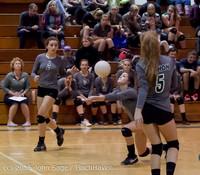 7531 Varsity Volleyball v Crosspoint 102315