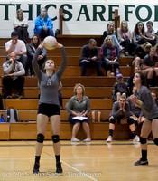 7538 Varsity Volleyball v Crosspoint 102315