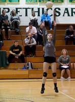 7539 Varsity Volleyball v Crosspoint 102315
