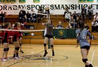 7548 Varsity Volleyball v Crosspoint 102315