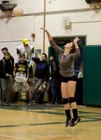 7560 Varsity Volleyball v Crosspoint 102315