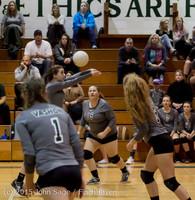 7588 Varsity Volleyball v Crosspoint 102315