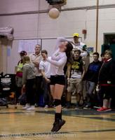 7611 Varsity Volleyball v Crosspoint 102315