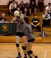 7639 Varsity Volleyball v Crosspoint 102315