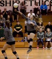 7647 Varsity Volleyball v Crosspoint 102315