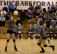 7658 Varsity Volleyball v Crosspoint 102315