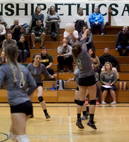 7667 Varsity Volleyball v Crosspoint 102315