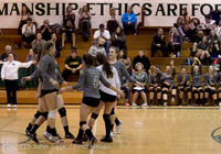 7761 Varsity Volleyball v Crosspoint 102315