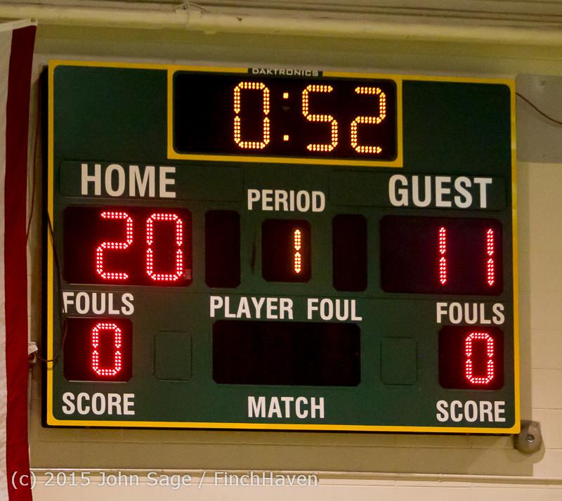 7790 Varsity Volleyball v Crosspoint 102315