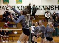 7824 Varsity Volleyball v Crosspoint 102315
