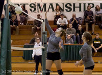 7852 Varsity Volleyball v Crosspoint 102315