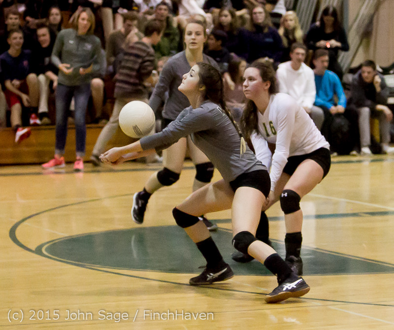 7875 Varsity Volleyball v Crosspoint 102315