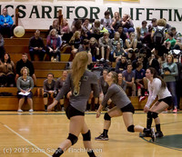7901 Varsity Volleyball v Crosspoint 102315