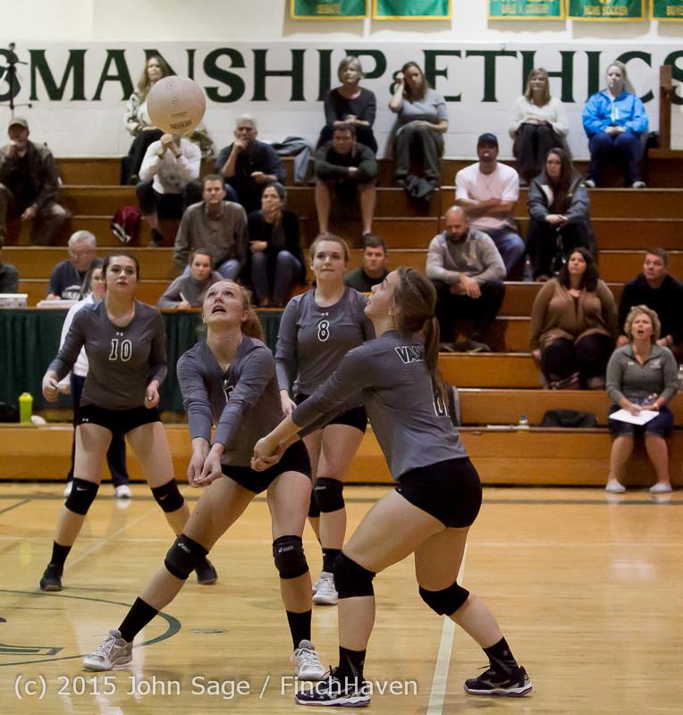 7920 Varsity Volleyball v Crosspoint 102315