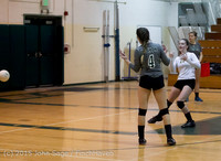 8064 Varsity Volleyball v Crosspoint 102315