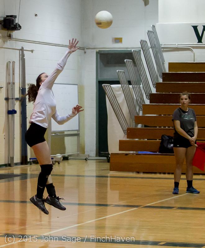 8072 Varsity Volleyball v Crosspoint 102315