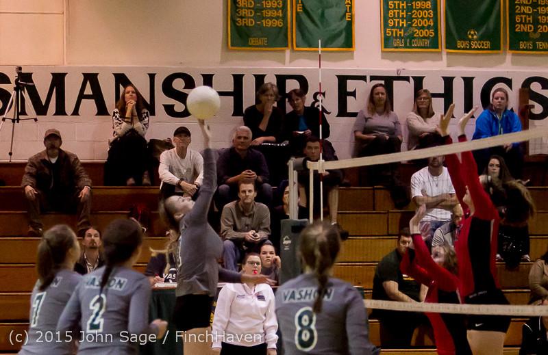8086 Varsity Volleyball v Crosspoint 102315