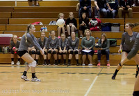 8098 Varsity Volleyball v Crosspoint 102315