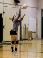 8113 Varsity Volleyball v Crosspoint 102315