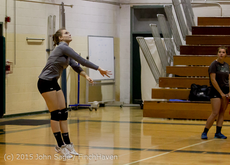 8114 Varsity Volleyball v Crosspoint 102315