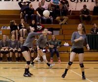 8134 Varsity Volleyball v Crosspoint 102315