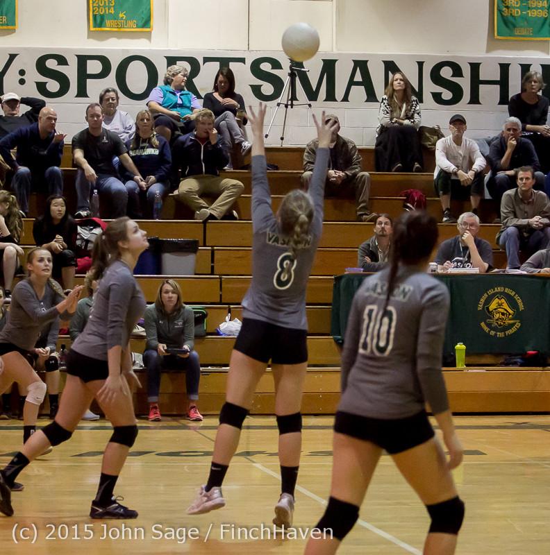 8139 Varsity Volleyball v Crosspoint 102315