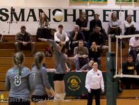 8143 Varsity Volleyball v Crosspoint 102315