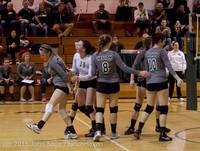 8156 Varsity Volleyball v Crosspoint 102315