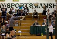 8181 Varsity Volleyball v Crosspoint 102315