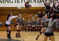 8188 Varsity Volleyball v Crosspoint 102315