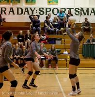 8192 Varsity Volleyball v Crosspoint 102315