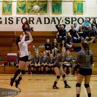 8197 Varsity Volleyball v Crosspoint 102315
