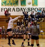 8199 Varsity Volleyball v Crosspoint 102315