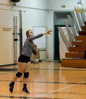 8217 Varsity Volleyball v Crosspoint 102315