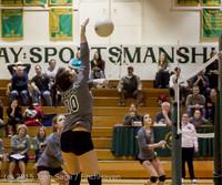 8233 Varsity Volleyball v Crosspoint 102315