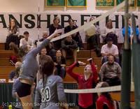8241 Varsity Volleyball v Crosspoint 102315