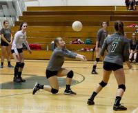 8269 Varsity Volleyball v Crosspoint 102315
