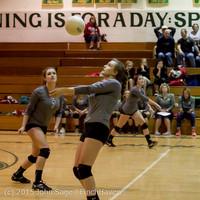 8273 Varsity Volleyball v Crosspoint 102315